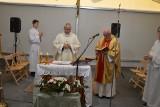 Nowa parafia w Opolu. Pierwsza msza w parafii św. Jana Pawła II