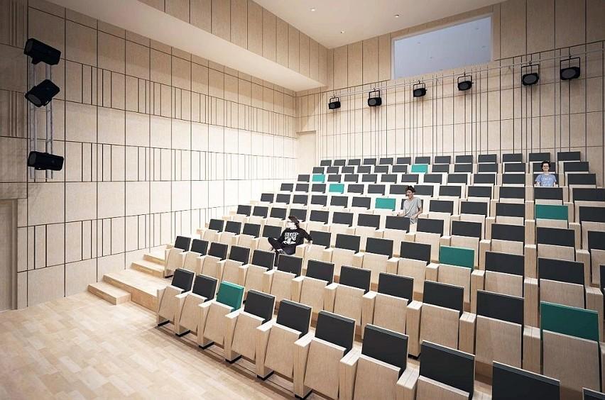 Lubuski Teatr, 14 kwietnia 2017: wizualizacja Sceny Lalkowej