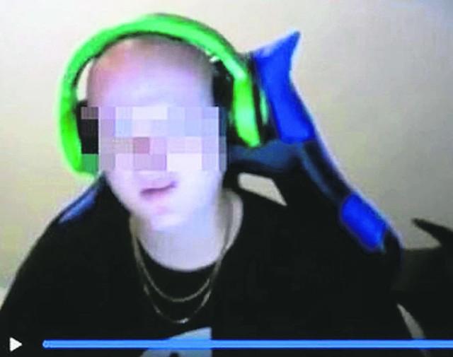 Youtuber Gural został zatrzymany w marcu tego roku.