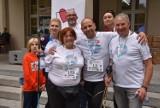 Sztafeta Trzech Serc. W Rakoniewicach promowali piękną ideę transplantologii
