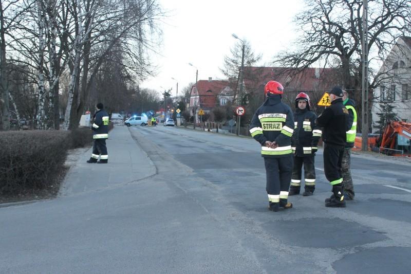 Do ewakuacji bloku na osiedlu Łużyckim w Świebodzinie doszło...