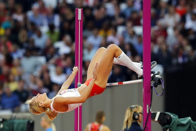 Kamila Lićwinko zdobyła brązowy medal MŚ 2017 w Londynie