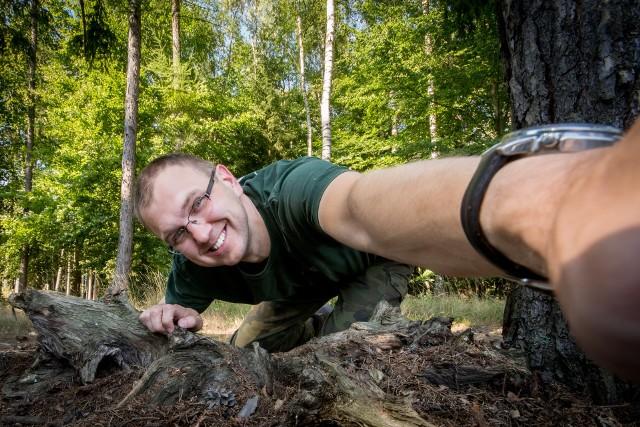 Łukasz Gwiździel zajął 2. miejsce w Międzynarodowym Konkursie Fotograficznym 35Awards w kategorii Wildlife
