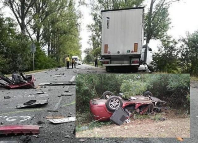 Wypadek rodziny z Piekar Śląskich na Węgrzech. Nie żyje cała trzyosobowa rodzina