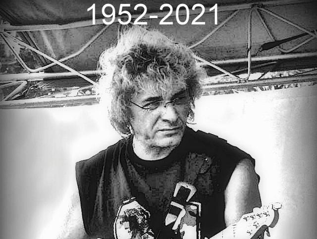 Jerzy Kaczanowski (1952 - 2021)