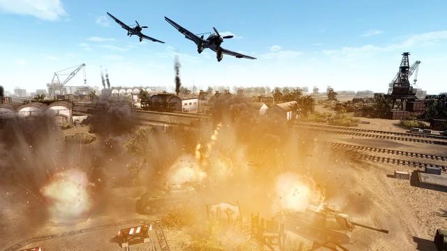 Men of War: Assault Squad 2Men of War: Assault Squad 2 - pierwsze bombardowanie już 20 lutego