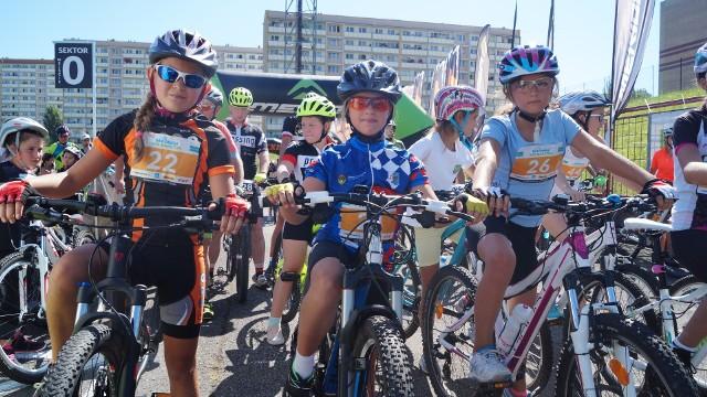 Setki rowerzystów w Jastrzębiu. Trwa Bike Atelier MTB Maraton
