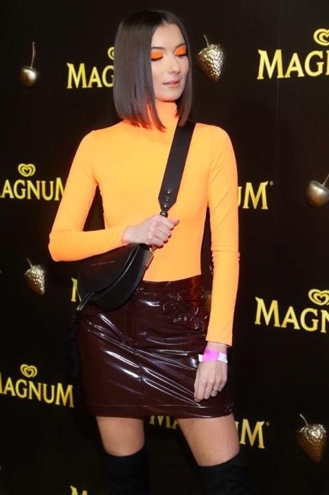 Gala Magnum 2019. Pokaz mody Dawida Wolińskiego. Podlaskie reprezentowała Alexdarg [ZDJĘCIA]