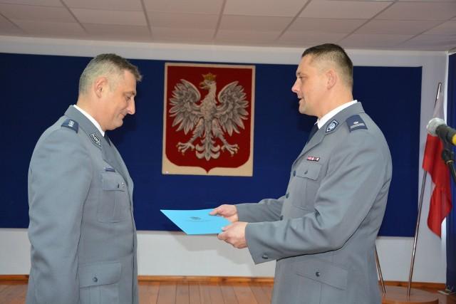 Sławomir Kołakowski to nowy I zastępca komendant KMP w Suwałkach