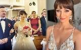 Ale ślub! Karolina Małysz błyszczała w bajecznej sukni Córka Adama Małysza zachwyciła na weselu w Szczyrku