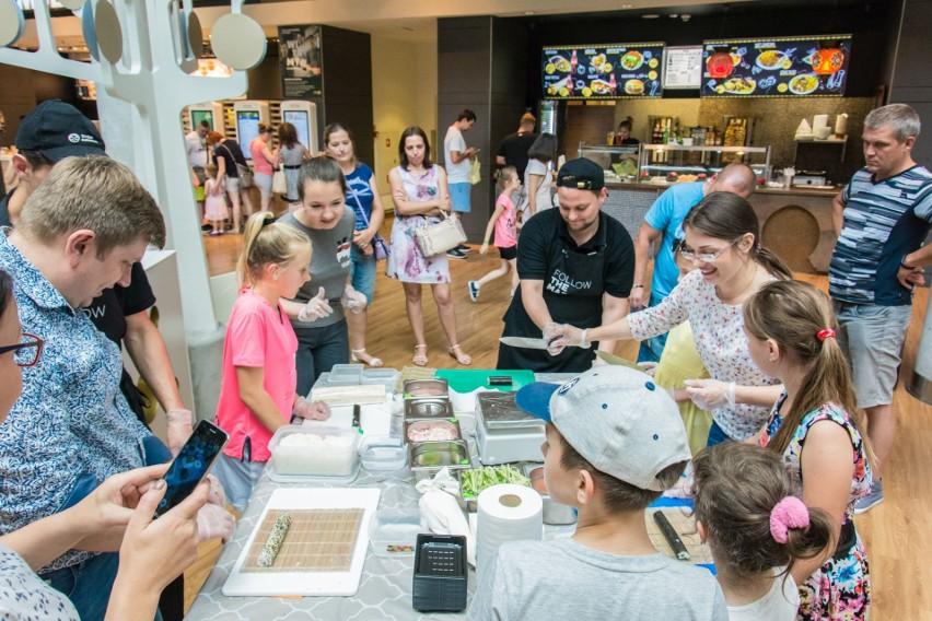 Jak Zrobić Sushi Dzieci Podglądały Szefa Kuchni I Same