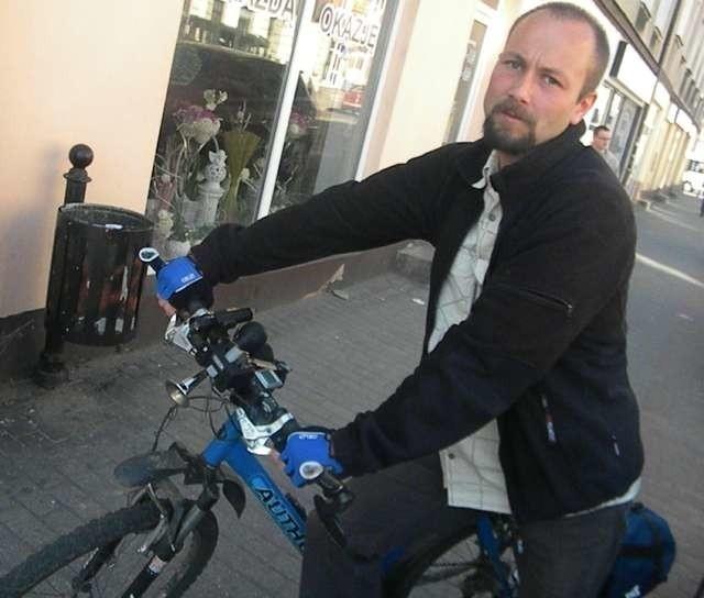 Tomasz Kędzior, jeden z pomysłodawców Grudziądzkiej Masy Krytycznej, nie ukrywa, że wciąż rowerzyści odczuwają niechęć wobec siebie ze strony władz miasta