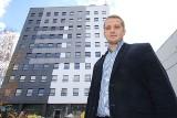W słynnym wieżowcu SHL w Kielcach przychodnia XXI wieku. Zobacz