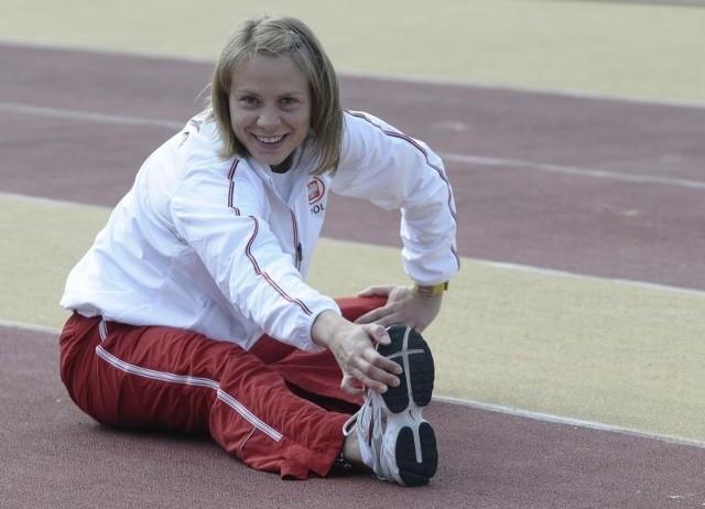 Teresa Dobija w niedzielę będzie walczyć o medal HMŚ.