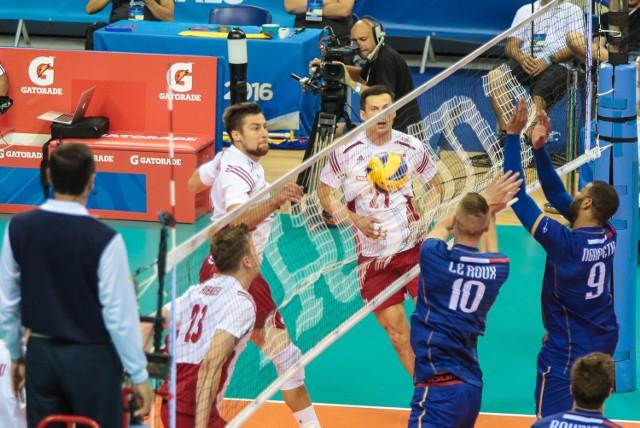 Polska wygrała z Francją 3:2