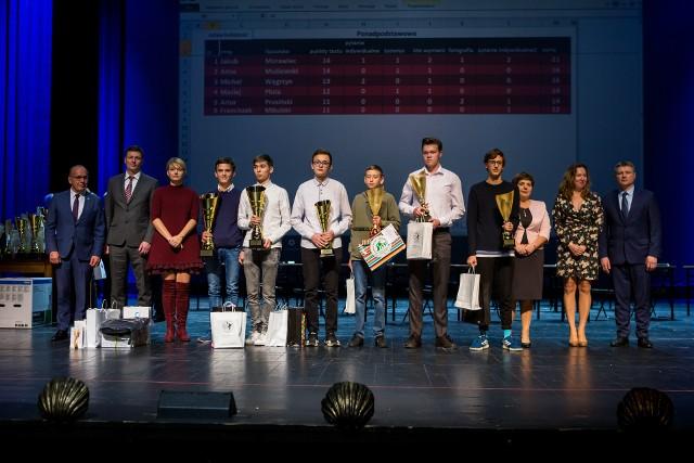 Finał krajowy konkursu wiedzy olimpijskiej w Operze i Filharmonii Podlaskiej