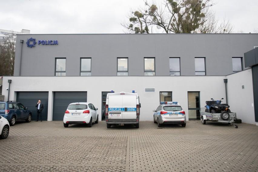 Nowy sprzęt poznańskiej policji wodnej