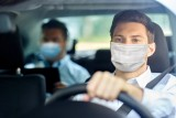 Opowieści taksówkarzy z czasów epidemii. Trudno im o optymizm