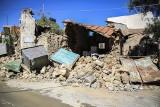 Trzęsienie ziemi na Krecie. Jest jedna ofiara śmiertelna i wielu rannych. Straty materialne mogą być duże
