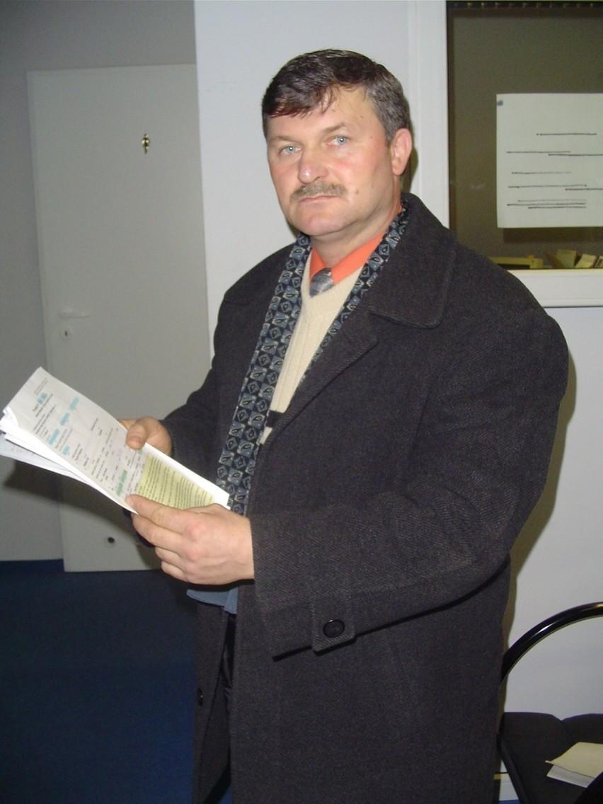 Paweł Michalak na nagłośnienie swojej historii zgodził się tylko z jednego powodu. - Chciałem pokazać ile są warte prawa pracownicze w tym kraju - mówi rozgoryczony.