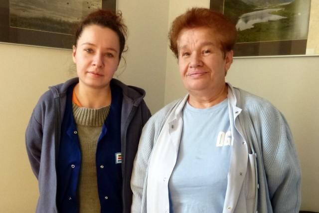 Barbara Dzielska i Marta Jurewicz uratowały życie mężczyźnie, który szedł na badania do UCK