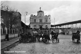 Czy kolej odbuduje stary, carski budynek Dworca Kaliskiego? Archiwalne ZDJĘCIA