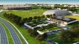 Pierwsze cztery boiska akademii futbolu mają być gotowe nad Bystrzycą we wrześniu. Kiedy staną kolejne obiekty?
