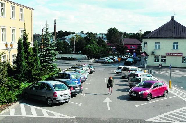 Płatne Parkowanie W Zgierzu Znalezienie Miejsca Dla Auta