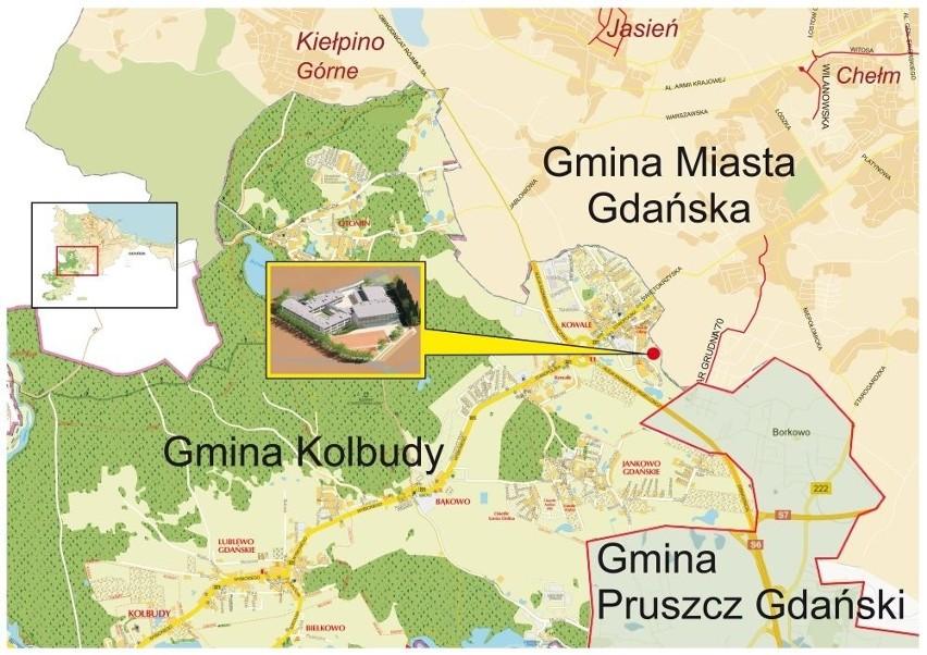 Gdańsk, Pruszcz Gd. i Kolbudy budują wspólnie podstawówkę w...