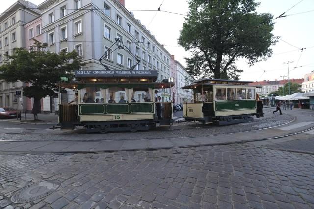Historyczna linia H będzie dostępna po raz kolejny dla mieszkańców Poznania