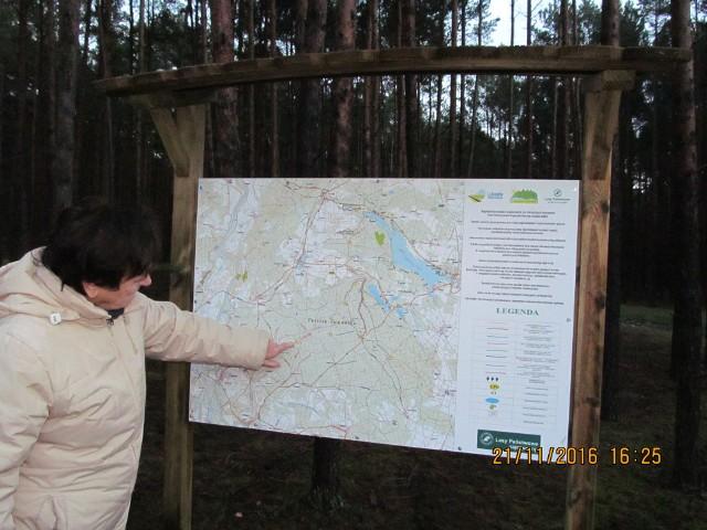Trasy rekreacyjne zostały oznakowane i przygotowane dla turystów