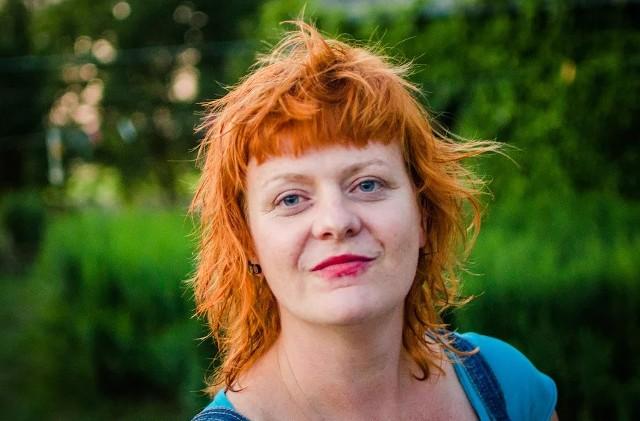 Joanna Gonschorek, aktorka z Grotowa
