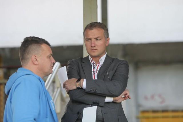 Wiceprezes ŁKS, Tomasz Salski jest wielkim kibicem Realu Madryt.