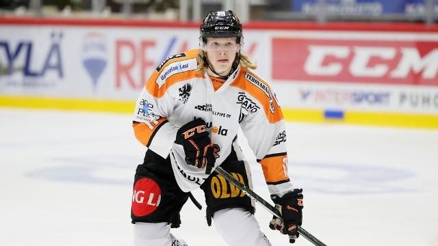Sami Tamminen dysponuje dobrymi warunkami fizycznymi