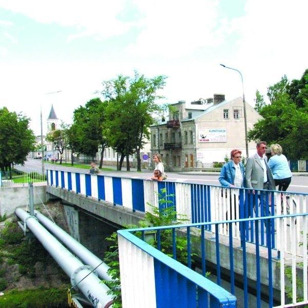 W czasie remontu przez most będzie można chodzić i jeździć
