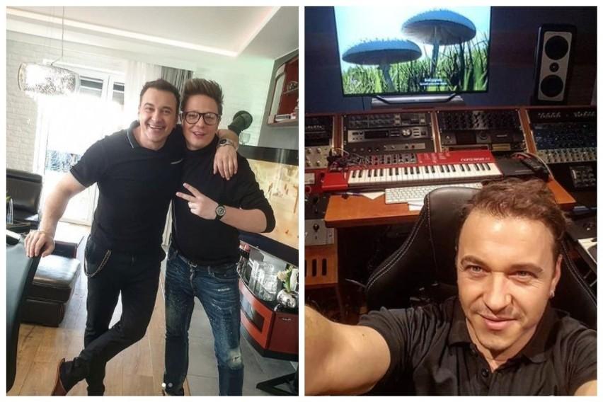 Tak żyje Radek Liszewski. Lider zespołu Weekend pokazał wspaniałą willę na Suwalszczyźnie. Ma własne studio muzyczne i siłownię 19.09.2021