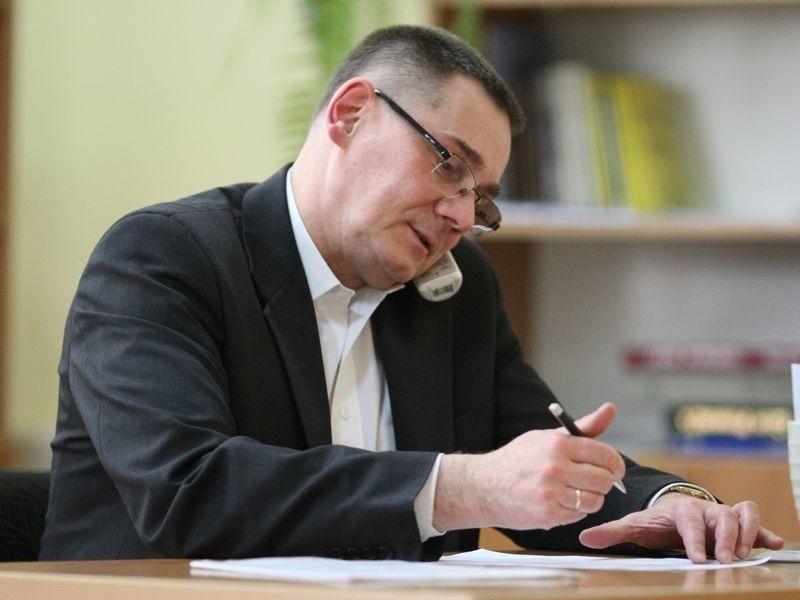 Marek Zapolski niemal codziennie przyjmuje skargi na usługodawców i sprzedawców.