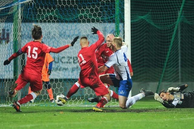 Ekipy z Brzegu i Kluczborka przegrały swoje mecze.