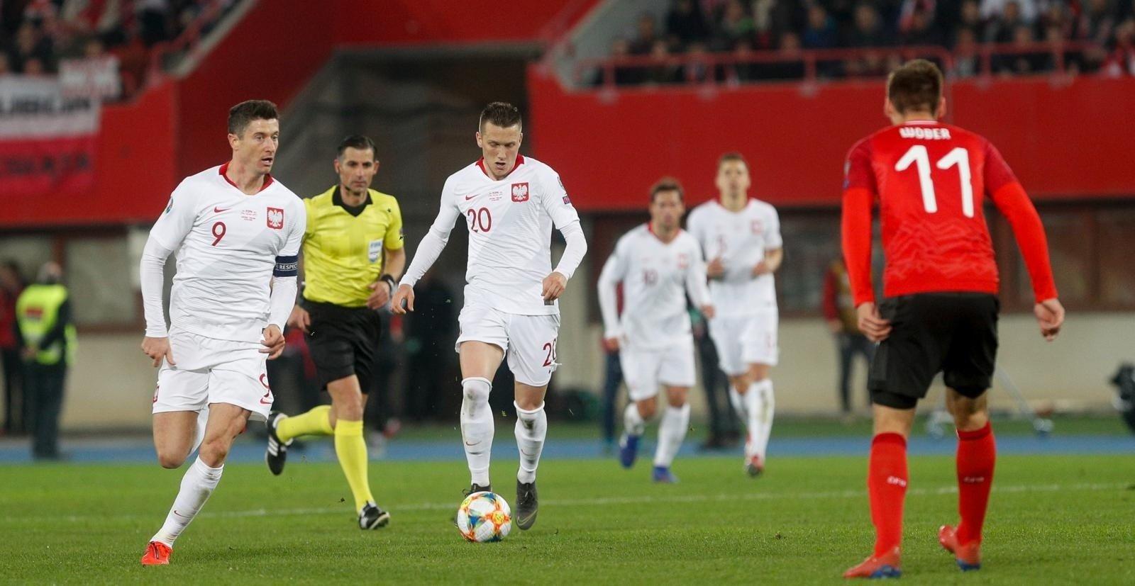 3904d0b6c Selekcjoner też musi się na własnej skórze przekonać do Piotra Zielińskiego  w roli fałszywego lewego pomocnika