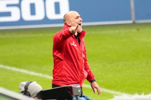 Trener Michał Probierzfot. adam jankowski / polska press