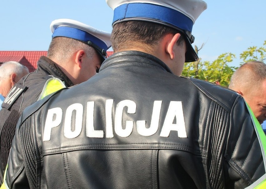 Policjanci szybko zatrzymali napastnika