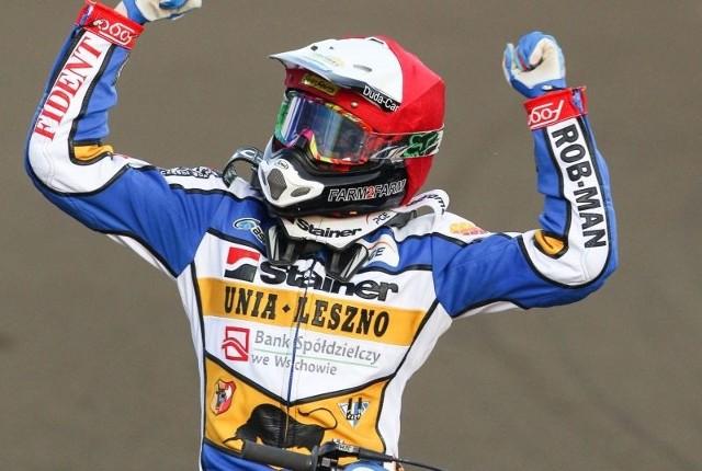 Daniel Kaczmarek jest aktualnym mistrzem Polski juniorów