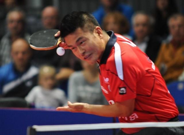 Chen Weixing nie we wszystkich meczach Energi Manekin był liderem tego zespołu.