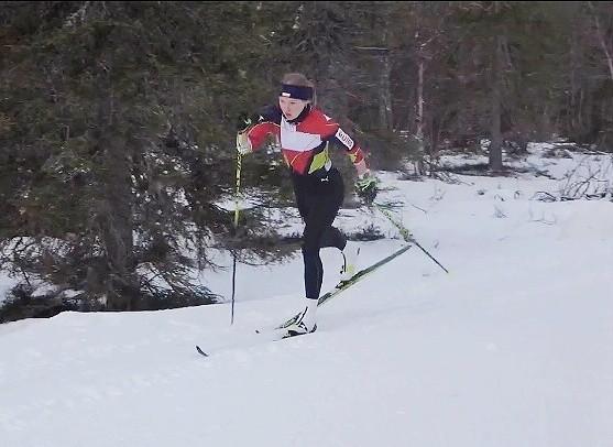 W Lesie Pietrasze obyły się pierwsze biegi narciarskie o mistrzostwo ZSOMS nr 3