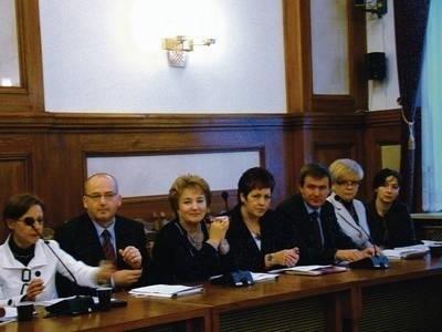 Najwyższe diety mają radni Rady Powiatu Fot. Ewa Tyrpa