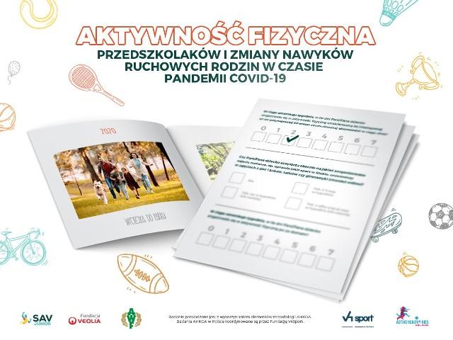 Aktywność fizyczną przedszkolaków w Polsce bada się najrzadziej