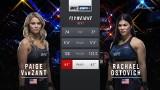 UFC Fight Night 143. Paige VanZant górą w pojedynku z piękną Rachael Ostovich. Nieudany debiut Ariane Lipski [ZDJĘCIA]