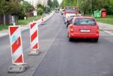 Lublin: Utrudnienia w ruchu na Nałkowskich trochę później niż planowano. Wszystko przez pogodę