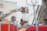 Poznań: Wybuch na Dębcu. Sprawca był brutalny jak Kajetan P.