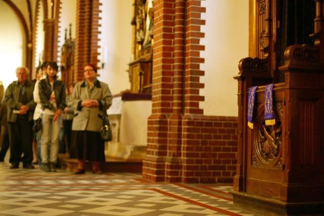 W Wielkim Tygodniu odbędzie się noc konfesjonałów